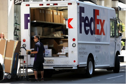 Fedex Courier Service In South East London Lewisham