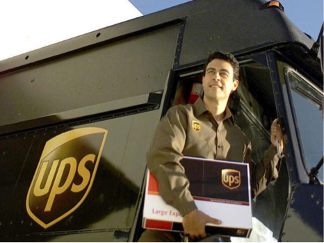 UPS Courier Service In South East London, Lewisham