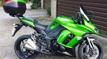 Urgent Same Day Motorcycle deliveries in London and Kent